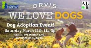 Orvis Event Flyer